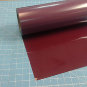 """Maroon Siser EasyWeed 15"""" Roll (Click for Lengths)"""