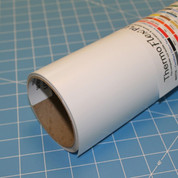 """White Thermoflex 15"""" Roll (Click for Lengths)"""