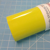 "Lemon Yellow Thermoflex 15"" Roll (Click for Lengths)"