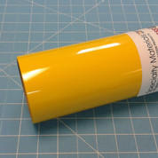 """Medium Yellow Thermoflex 15"""" Roll (Click for Lengths)"""