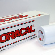 """White Matte Oracal 651 Sign Vinyl 24"""" Wide (select length)"""