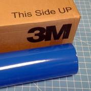 "Azure Blue 24"" Roll of 3M ScotchCal Series 50 Sign Vinyl"