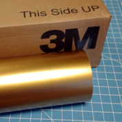 "Gold 24"" Roll of 3M ScotchCal Series 50 Sign Vinyl"
