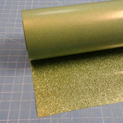 """Green Light Siser Glitter 20"""" Roll (Click for Lengths)"""