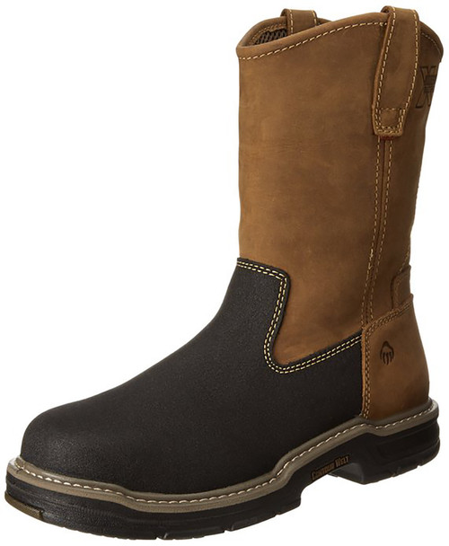 Wolverine W02285 Mens Composite Toe Waterproof Corsair Wellington Work Boot