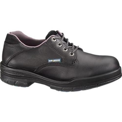 Wolverine W03106 Mens Leather Steel Toe Electrical Hazard Work Oxford Shoe