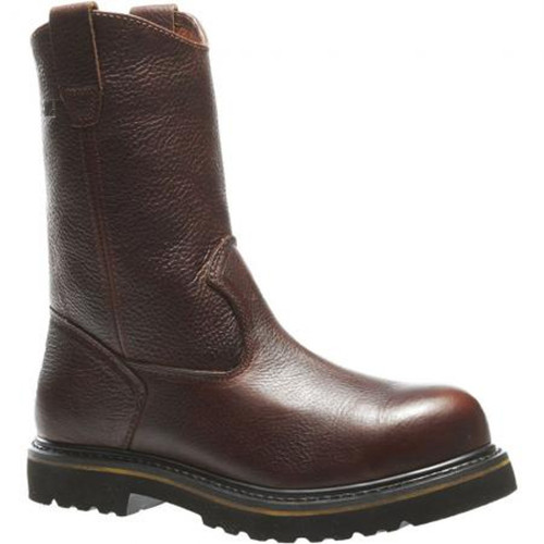 Wolverine W03146 Mens Wellington Steel Toe Tan Work Boot