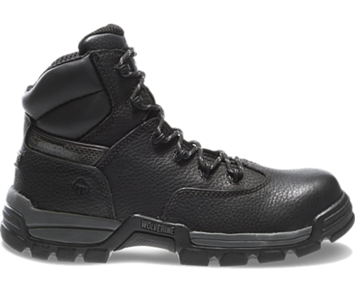 "Wolverine W02293 Mens Guardian Carbonmaxå¨ Safety Toe 6"" Work Boot"