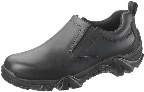 Bates 2125-B Mens Lightweight GX Slip-On Black Work Shoe