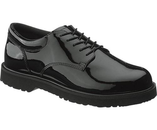 Bates 22741-B Womens High Gloss Duty Oxford Shoes