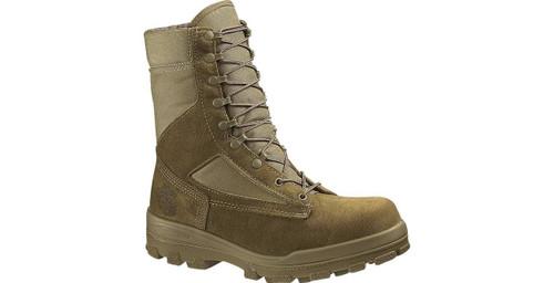 Bates 40501-B Mens USMC Durashocks® Steel-Toe Hot Weather Boots