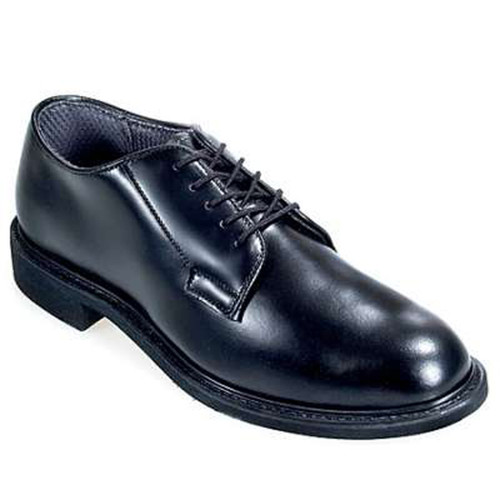 Bates 769-B Womens USA Made Black Leather Uniform Shoes