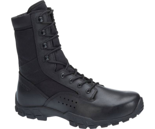 "Bates 22681 Mens Cobra 8"" Side Zip Hot Weather Jungle Boot"