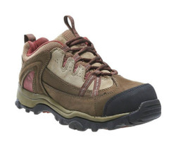 Wolverine W02220 Womens Maggie Oxford Steel-Toe Lace-Up EH Work Shoe