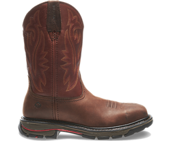 Wolverine W02780 Mens Javelina Steel-Toe Electrical Hazard Wellington Boot