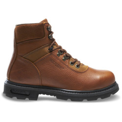 Wolverine W04013 Mens Traditional Safety Brown Leather Boot