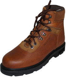 Wolverine W04213 Mens Traditional Soft Toe 6 Inch Brown Work Boot