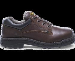Wolverine W04373 Mens Exert DuraShocks® Steel-Toe Opanka Oxford Work Shoe