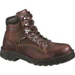 "Wolverine W04375 Mens Exert DuraShocks® Steel-Toe EH 6"" Opanka Boot"