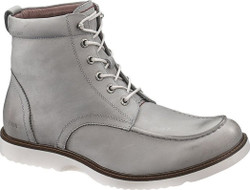 Wolverine W05446 Mens Grey Clapton 6 Inch Lace-Up Boot
