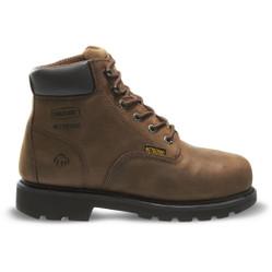 """Wolverine W05679 Mens McKay Steel Toe 6"""" Work Boot"""