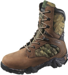 Wolverine W07008 Womens Cougar Mossy Oak Waterproof Insulated Boot