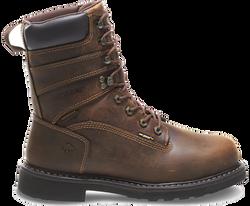 """Wolverine W10082 Mens Brek 8"""" Waterproof Steel-Toe Electrical Hazard Work Boot"""
