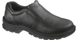 Wolverine W10189 Mens Slip on Brenner Steel Toe Work Shoes