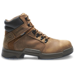 "Wolverine W10213 Mens Griffin Durashocks® SR 6"" Steel-Toe EH Waterproof Work Boot"