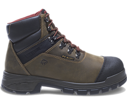 "Wolverine W10371 Mens Renton EPX™ PC Dry Waterproof Composite-Toe 6"" Work Boot"
