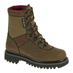 "Wolverine W30113 Womens 8"" Big Horn Insulated Soft Toe Waterproof Work Boot"