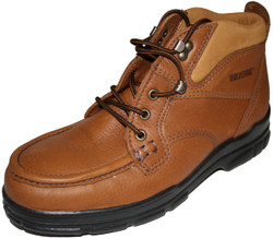 Wolverine W03834 Mens Durashocks Explorer II Steel Toe EH Brown Chukka Boots