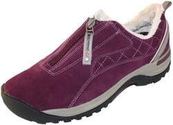 Wolverine W20223 Womens Sirrus Purple front Zip Up Waterproof Shoe