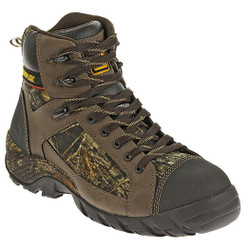 Catepillar P90413 Mens Hoit Mid Composite Toe Waterproof Work Boot