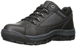 Caterpillar P90669 Womens Black Champ Steel Toe Work Shoes
