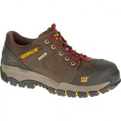 Caterpillar P90617 Mens Clay Navigator Waterproof Steel Toe Work Shoe