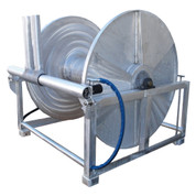 InMac-Kolstrand Gillnet Drum Assembly with Optional Rail-Rollers