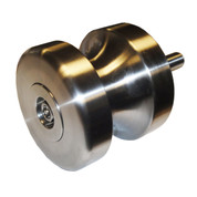 InMac-Kolstrand Stainless Steel Idler Sheave Assembly for 20 Inch LineHauler