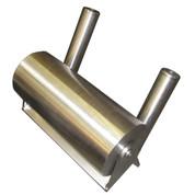 InMac-Kolstrand 'TITAN 8 X 20' ALL STAINLESS STEEL Halibut Side Roller