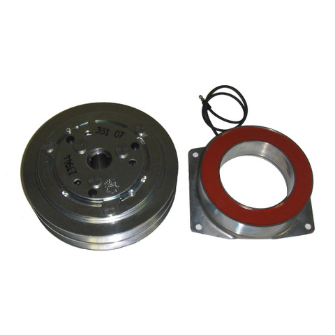 InMac-Kolstrand Electro Clutch - 12 VDC - for Tapered Keyed Shaft - with 12V Coil