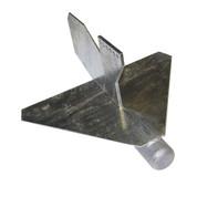 InMac-Kolstrand Super Galvanized Steel Stabilizer - 800 Sq. In.