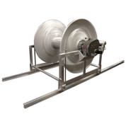 InMac-Kolstrand Gillnet Drum Assembly with Manual Level Wind