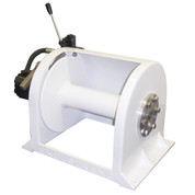 Kolstrand 12 Inch Anchor Winch - With 12 In Diameter X 12 In Wide Drum with OPTIONAL POWDERCOATING