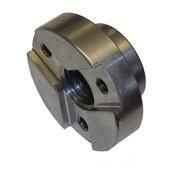 InMac-Kolstrand Standard and MARK II Hand Gurdy SS Brake Nut - LH Tread - Clockwise Cranking Direction-Piece 9LH