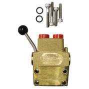 InMac-Kolstrand Single Spool Hydraulic Gurdy Control Valve