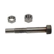 InMac-Kolstrand Brake Adjustment Screw with Nuts for Nylon Gurdy