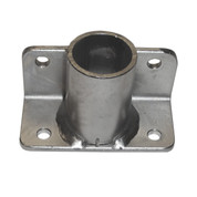 InMac-Kolstrand Gurdy Davit Angle Bottom Socket
