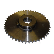 Kolstrand 1N Driven Gypsy Shaft Sprocket - No Locking Dog Ratchet