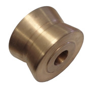 InMac-Kolstrand 3 1/2 Inch Diameter X 2 1/4 Inch Wide Bronze Bow Roller