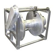 InMac-Kolstrand 3 X 2 Longline Reel with Diamond Screw Level Wind